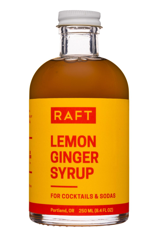Lemon Ginger Syrup