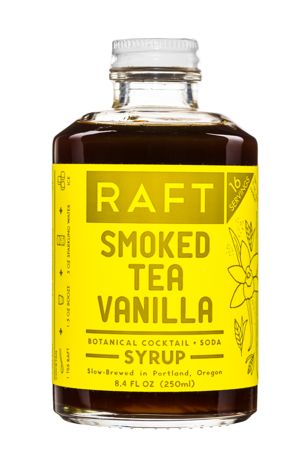 Raft-Smoked Tea Vanilla