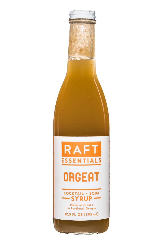 Improper Goods: ImproperGoods-Raft-Essentials-Syrup-12oz-Orgeat-Front