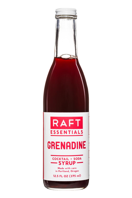 Improper Goods: ImproperGoods-Raft-Essentials-Syrup-12oz-Grenadine-Front