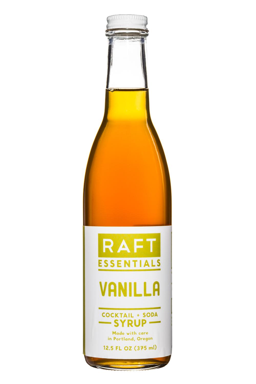 Improper Goods: ImproperGoods-Raft-Essentials-Syrup-12oz-Vanilla-Front