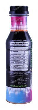 Rage Vitamin Water: