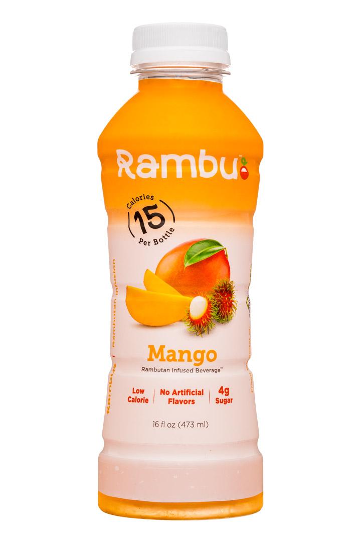 Rambu: Rambu-16oz-Mango-Front