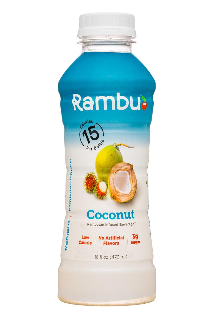 Rambu: Rambu-16oz-Coconut-Front