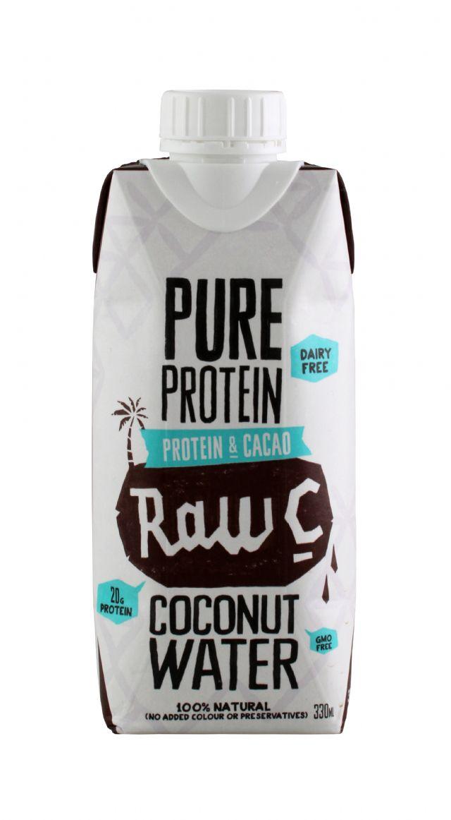 Raw C: RawC ProteinCacao Front