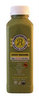 Raw GreenWarrior Front