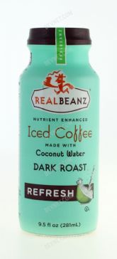 Dark Roast with Coconut Water