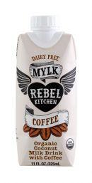 Rebel Kitchen: Mylk Coffee Front
