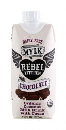 Rebel Kitchen: Mylk Choco Front