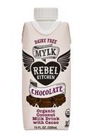 Rebel Kitchen: RebelKitchen-11oz-Mylk-Chocolate-Front