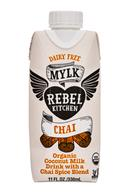 Rebel Kitchen: RebelKitchen-11oz-Mylk-Chai-Front