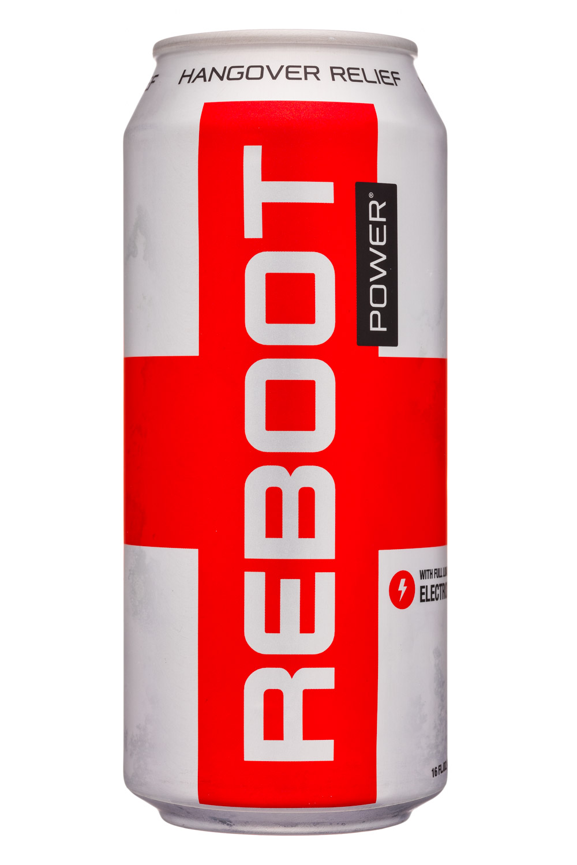 Reboot Power - Hangover Relief
