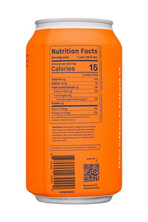 Recess: Recess-12oz-2020-SparklingHempInfused-BloodOrange-Facts
