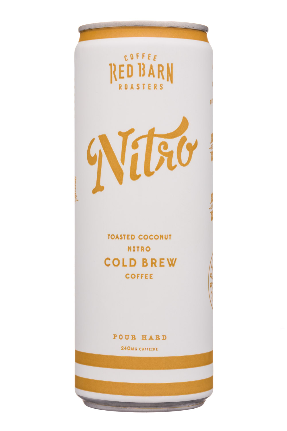 Toasted Coconut Nitro Cold Brew Coffee