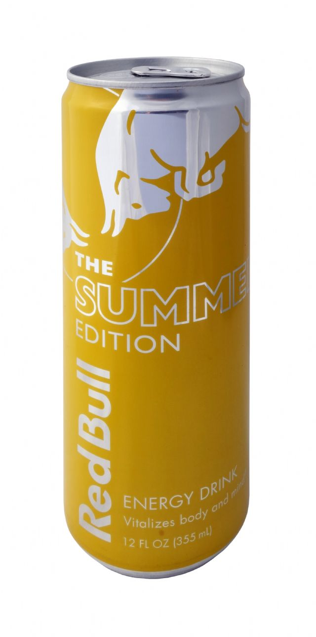 Red Bull Editions: RedBull Summer Front