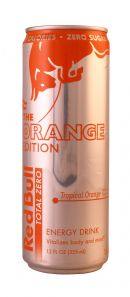 Red Bull Editions: RedBULL Orange Front