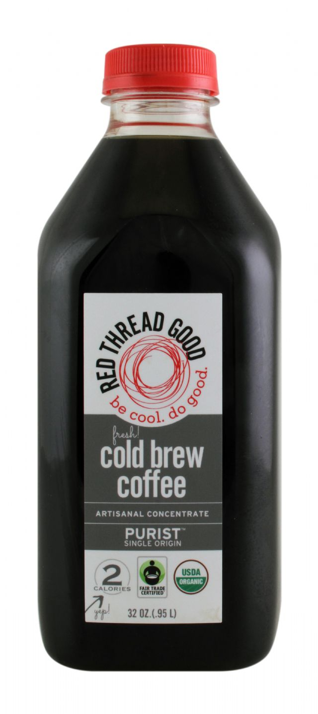 Red Thread Good Coffee: RedThreadGood Purist Front