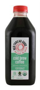 Red Thread Good Coffee: RedThreadGood Coconut Front