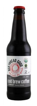 Red Thread Good Coffee: RedThread CBCPurist Front