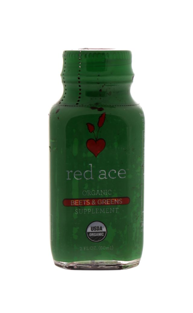 Red Ace Organics: RedACE Beets Front