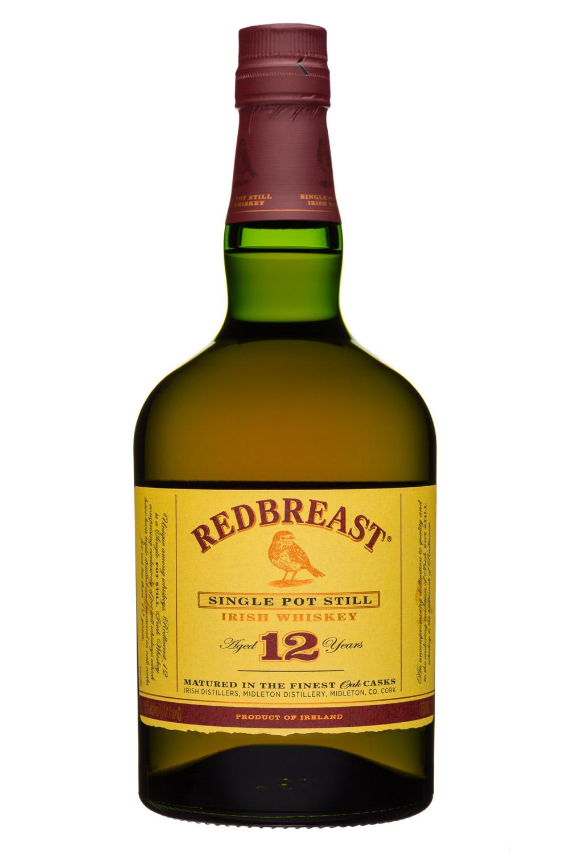 Redbreast : RedBreast-SinglePotStill-IrishWhiskey