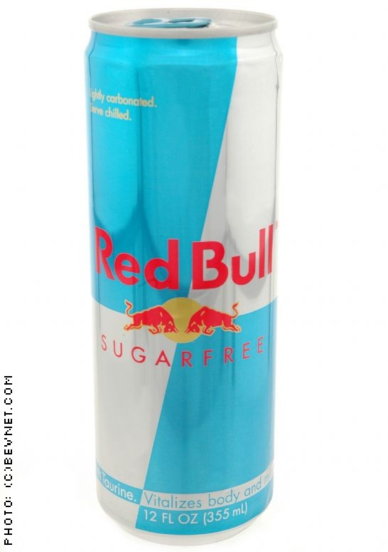 Red Bull Energy Drink: sugarfree12oz.jpg