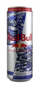 Red Bull Energy Drink: RedBull Front