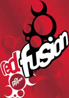 Dr Pepper Red Fusion