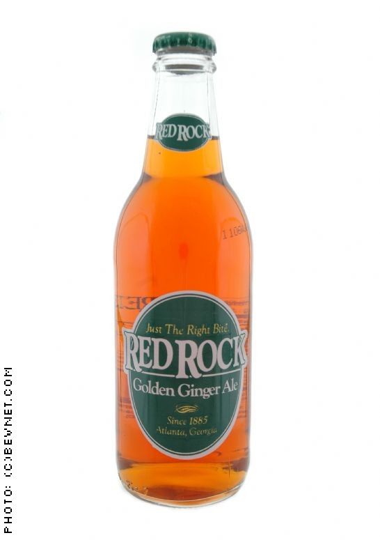 Red Rock Premium Cola: redrock_ginger.jpg