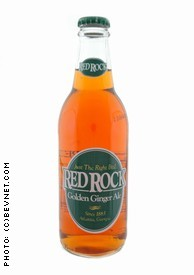 Red Rock Golden Ginger Ale