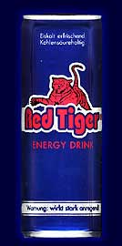 Red Tiger Energy Drink