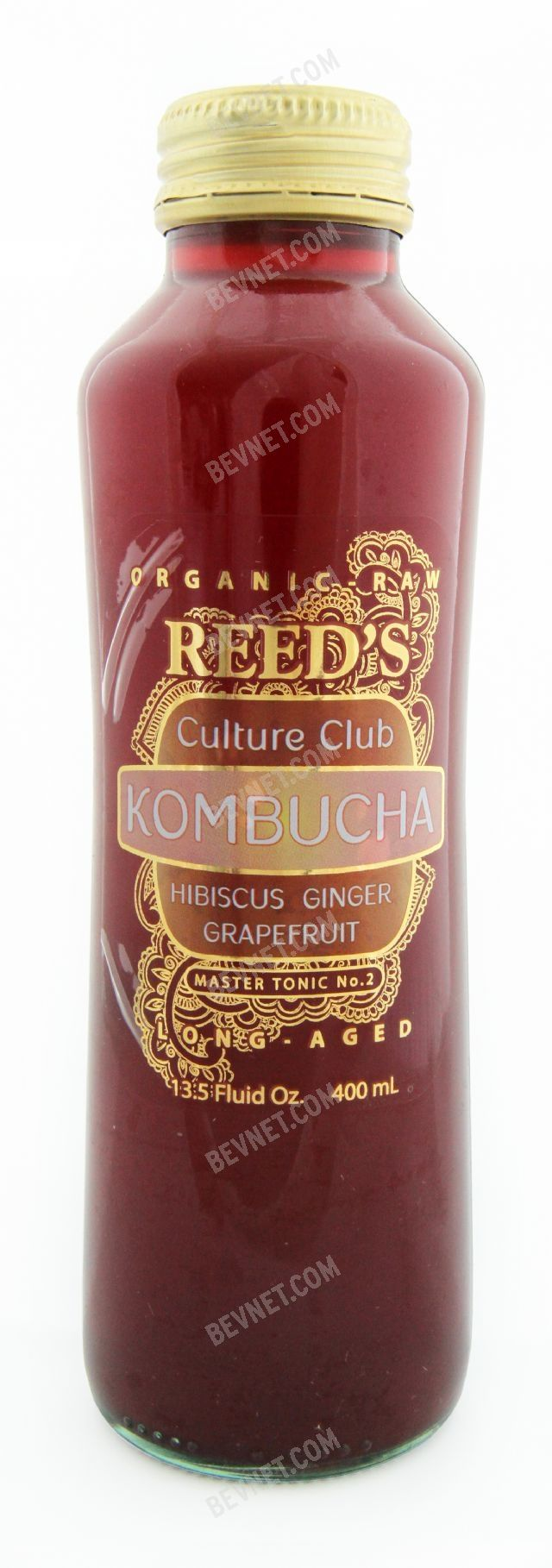 Reed's Culture Club Kombucha: