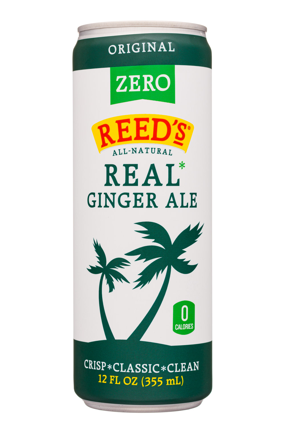 Real Ginger Ale Zero 2020