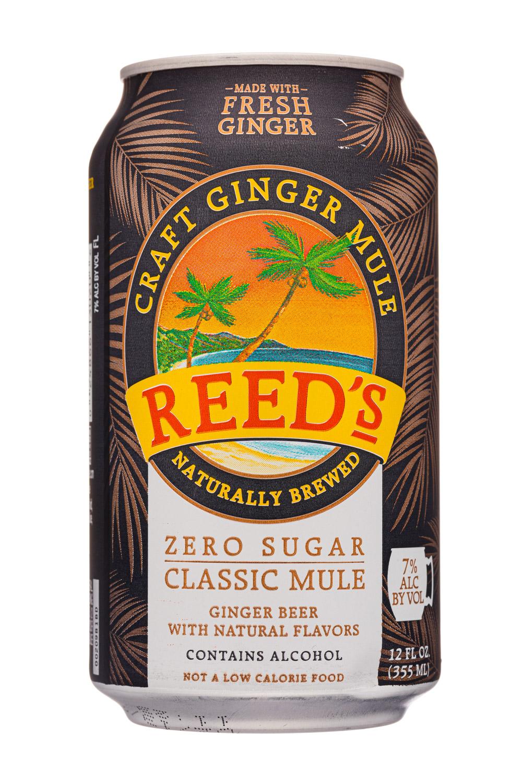 Ginger Mule - Zero Sugar 2020