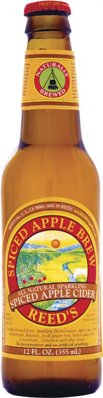 Spiced Apple Brew