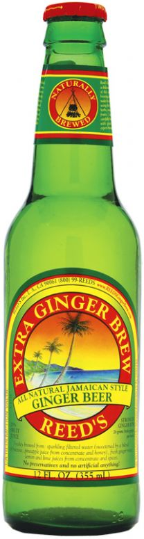Reed's Ginger Brews: Extra Ginger Brew