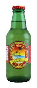 Reed's Ginger Brews: Reeds Ginger Front