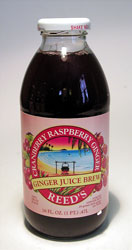 Cranberry Raspberry Ginger