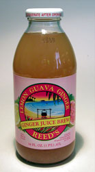 Lemon Guava Ginger