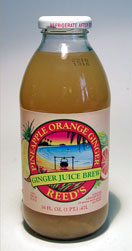 Pineapple Orange Ginger