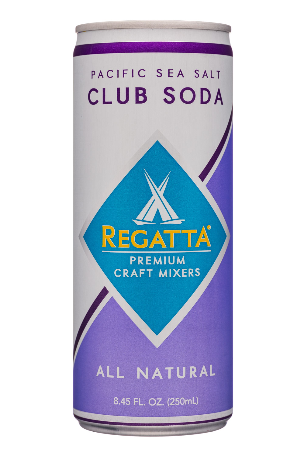 Pacific Sea Salt Club Soda