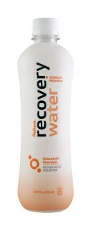 Reliant Recovery Water: Reliant Peach Front