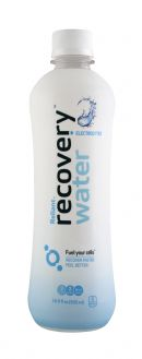 Reliant Recovery Water: Reliant Electrolytes Front