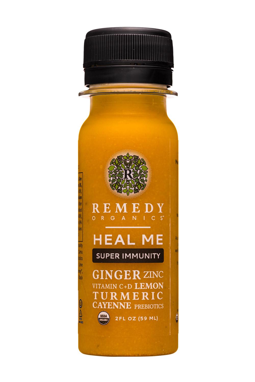 HEAL ME : Super Immunity