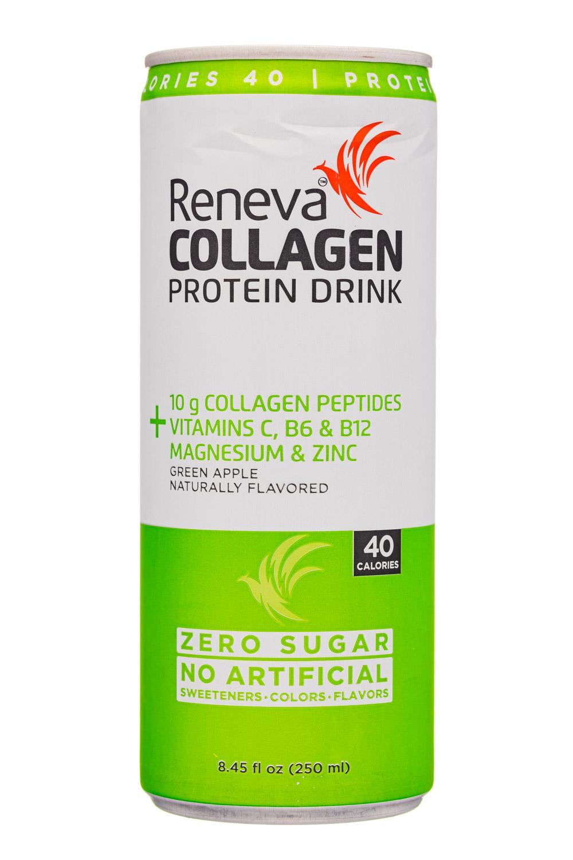 Collagen Protein Drink -  Green Apple
