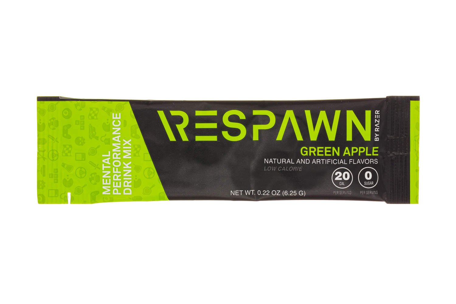 Mental Performance Drink Mix - Green Apple
