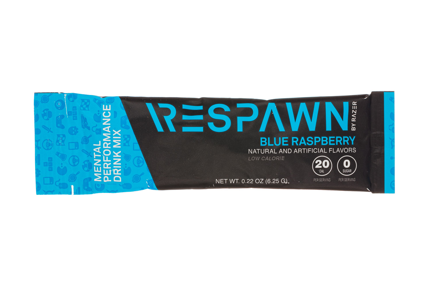 Mental Performance Drink Mix - Blue Raspberry
