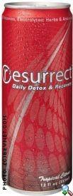 Resurrect Daily Detox & Anti Hangover Elixir