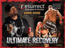 Resurrect Daily Detox & Recovery Elixir: Rampage Jackson UFC Light Heavyweight Champion