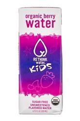 RETHINK Water Kids: Organic Berry Water